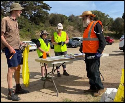 Clean-up Australia Day – March 2021